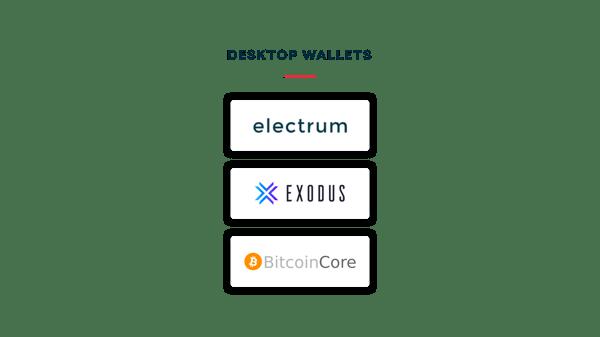 desktop wallet examples