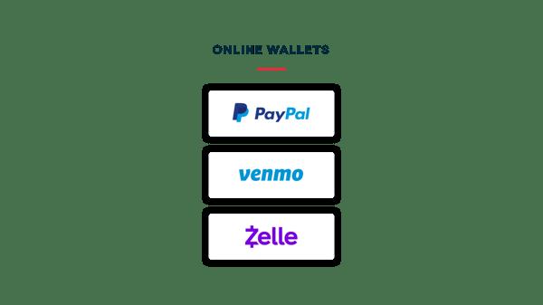 online wallet examples