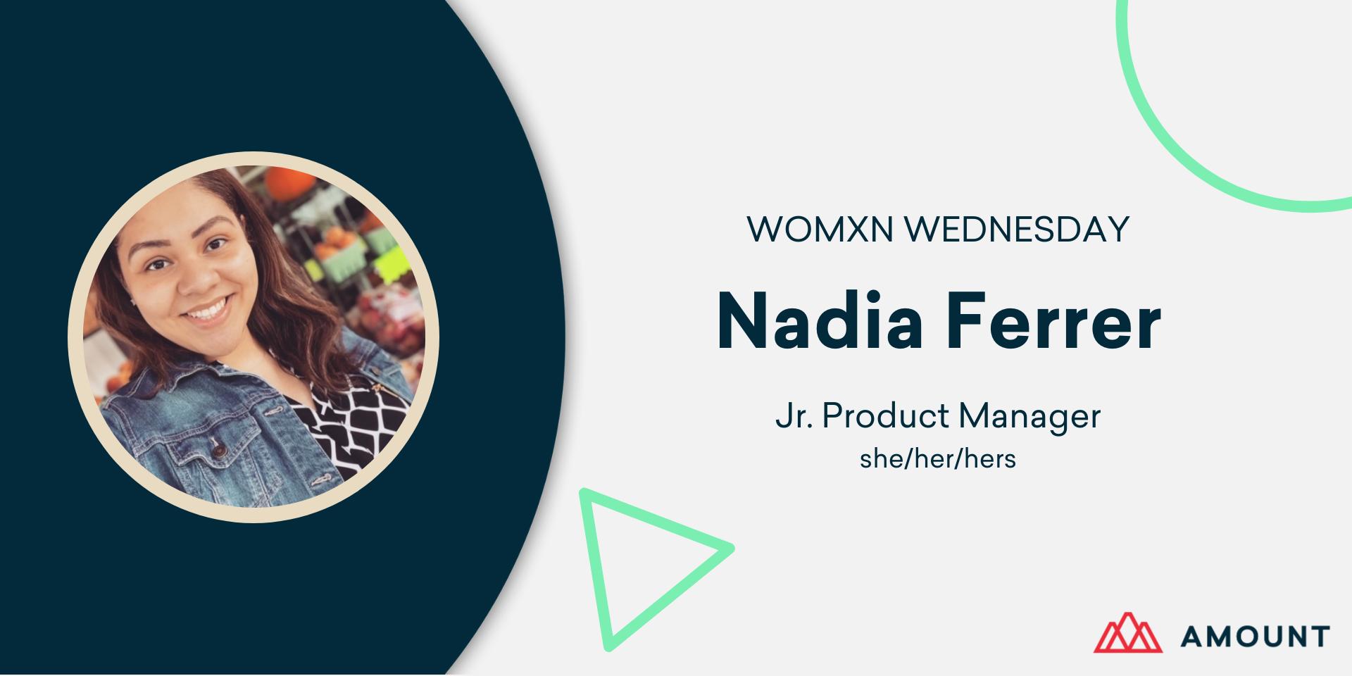 Nadia Ferrer - WW